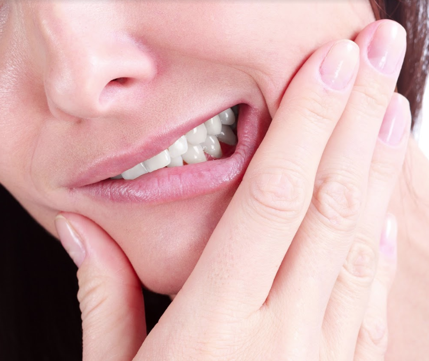 Jaw Pain from Grinding Teeth