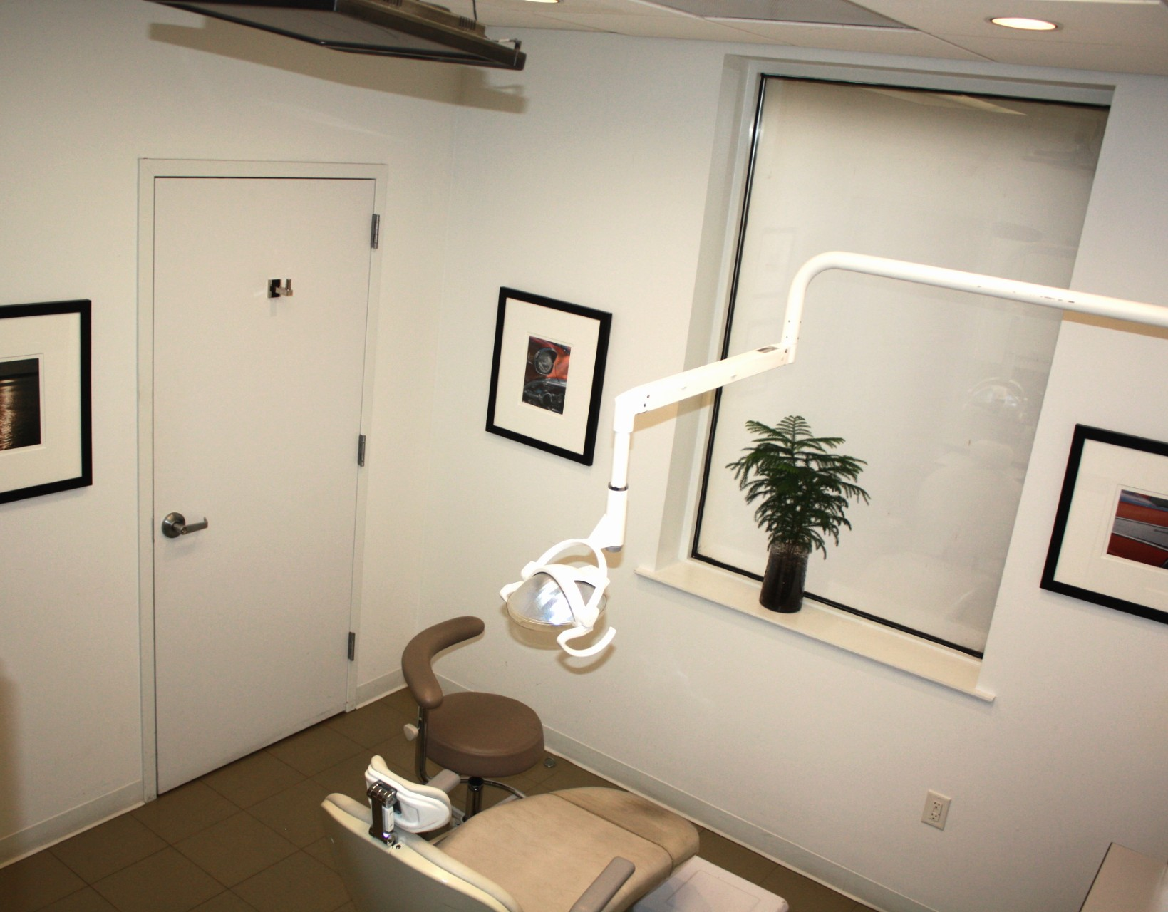 aerial view of one of our operating rooms